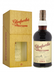 Glenfarclas Family Cask 1961 Cask 3051 A13 Single Malt w/box 700ml