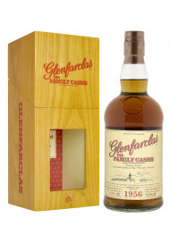 Glenfarclas Family Cask 1956 Cask 1767 SP15 Sherry Hogshead Single Malt w/box 700ml