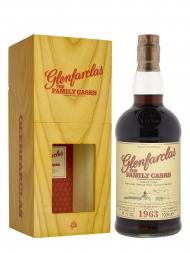 Glenfarclas Family Cask 1963 Cask 178 A14 Sherry Hogshead Single Malt w/box 700ml