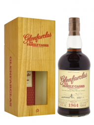 Glenfarclas Family Cask 1964 Cask 4725 SP15 Sherry Butt Single Malt w/box 700ml