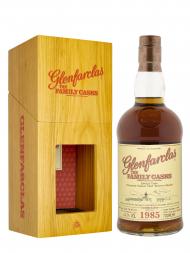 Glenfarclas Family Cask 1985 Cask 2600 S16 Refill Sherry Hogshead Single Malt w/box 700ml