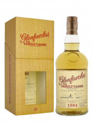 Glenfarclas Family Cask 1984 Cask 6031 A13 Single Malt w/box 700ml
