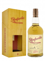 Glenfarclas Family Cask 1977 Cask 7292 S18 Sherry Hogshead Single Malt w/box 700ml