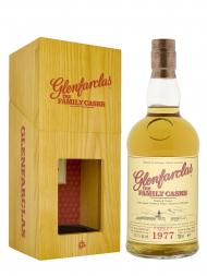 Glenfarclas Family Cask 1977 41 Year Old Cask 7292 S18 Sherry Hogshead Single Malt w/box 700ml