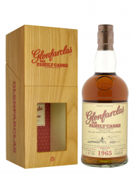Glenfarclas Family Cask 1965 Cask 4512 SP15 Sherry Butt Single Malt w/box 700ml