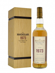 Macallan 1973 30 Year Old Fine & Rare Single Malt Cask 6098 (Bottled 2003) 700ml