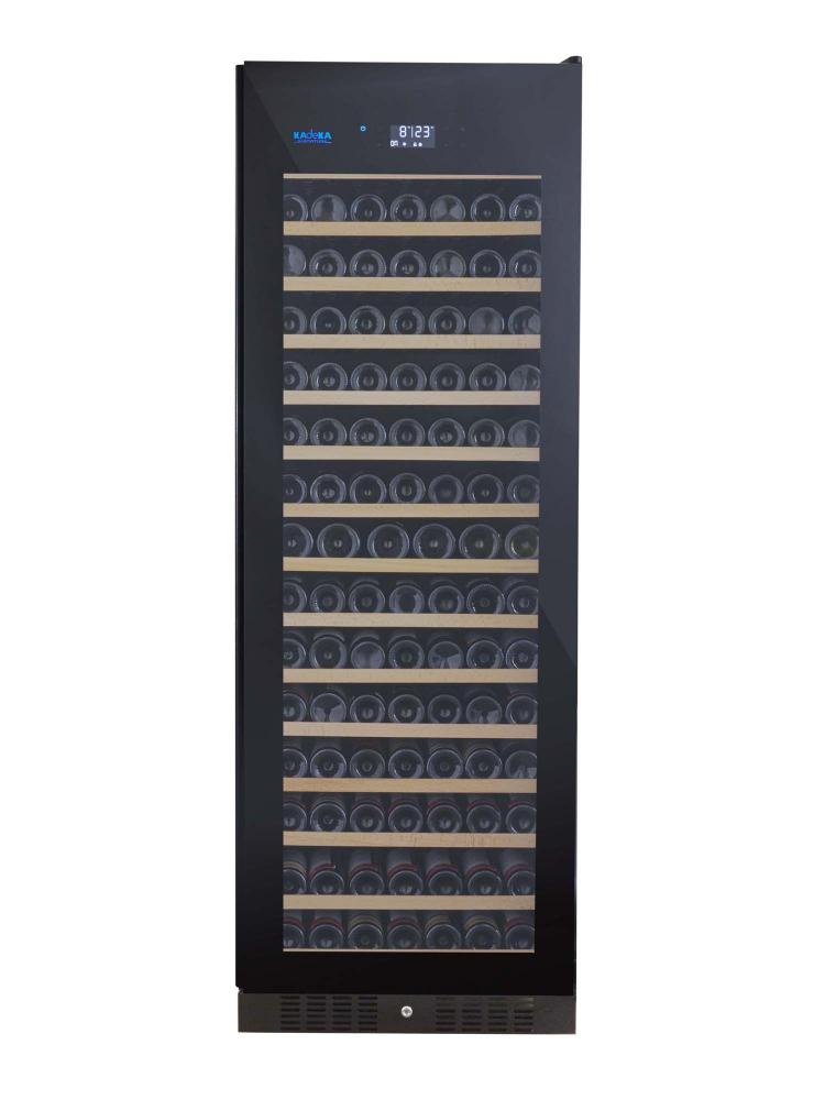 Kadeka Signature KS-194 194bots, Energy Saving Inverter Comp, Tinted Glass Door, Single Temp