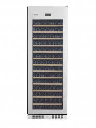 Kadeka Signature KS-194 WD 194bots, Energy Saving Inverter Comp, White Door, Single Temp
