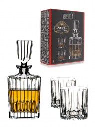 Riedel Whisky Neats + Decanter (Set of 3) 5460/52