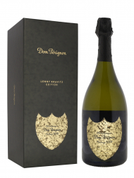 Dom Perignon Limited Edition Lenny Kravitz 2008 w/box