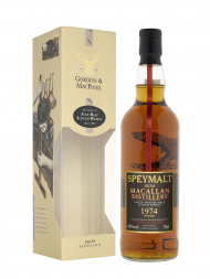 Macallan Speymalt 1974 29 Year Old Gordon & Macphail (Bottled 2003) w/box 700ml