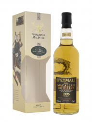 Macallan Speymalt 1996 Year Old Gordon & MacPhail (Bottled 2005) w/box 700ml