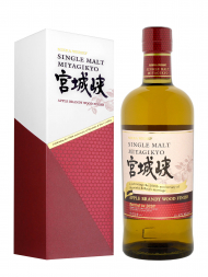 Nikka Miyagikyo Apple Brandy Wood Finish Single Malt 2020 w/box 700ml