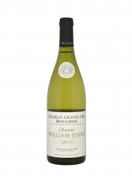 William Fevre Chablis Bougros Grand Cru 2013