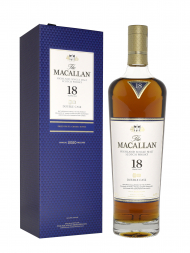 Macallan  18 Year Old Double Cask Annual Release 2020 700ml