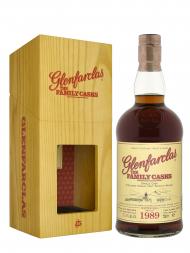 Glenfarclas Family Cask 1989 29 Year Old Cask 13010 Sherry Butt W18 Single Malt 700ml