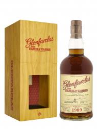 Glenfarclas Family Cask 1989 Cask 4080 Refill Sherry Butt SP17 Single Malt 700ml