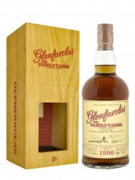 Glenfarclas Family Cask 1990 29 Year Old Cask 1188 Sherry Hogshead W19 Single Malt 700ml