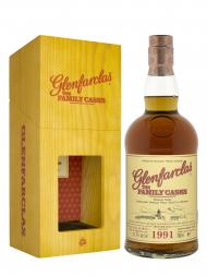 Glenfarclas Family Cask 1991 Cask 10269 Sherry Hogshead W19 Single Malt Whisky 700ml
