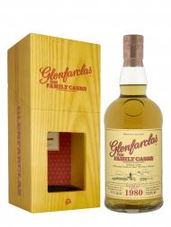 Glenfarclas Family Cask 1980 Cask 1414 Refill Hogshead W17 Single Malt 700ml