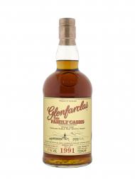 Glenfarclas Family Cask 1991 Cask 163 Sherry Butt SP17 Single Malt Whisky 700ml