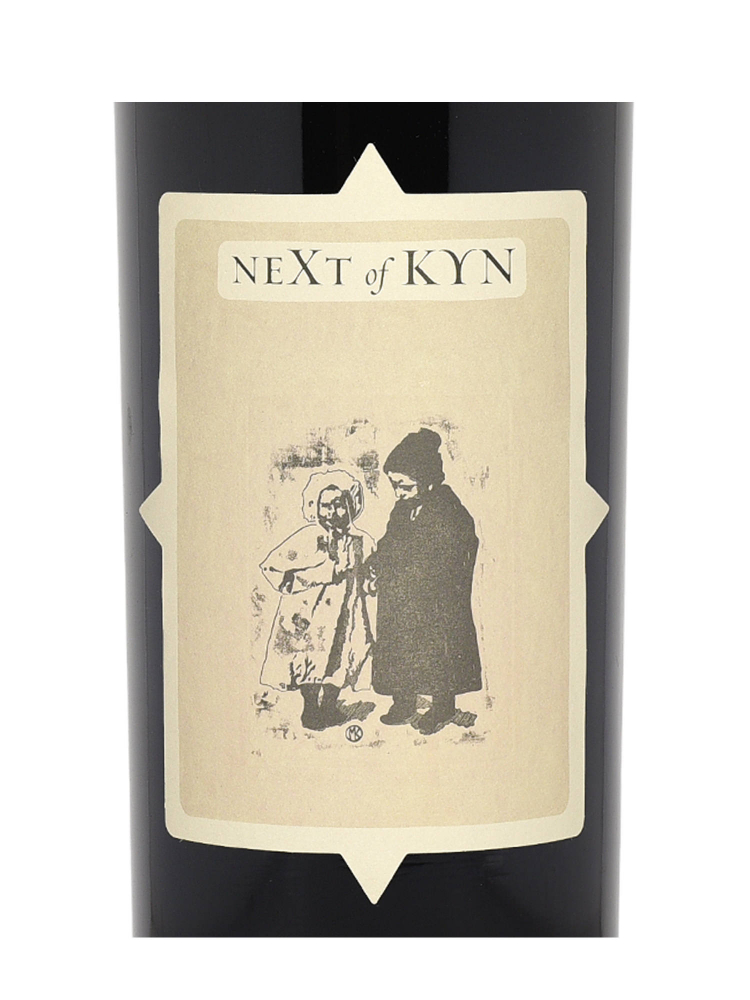 Sine Qua Non Cumulus Vineyard Next of Kyn No 4 2010 1500ml
