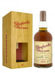 Glenfarclas Family Cask 1993 Cask 4662 4th Fill Butt W18 Single Malt Whisky 700ml
