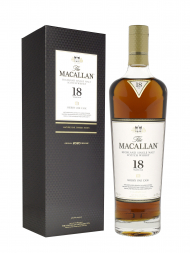Macallan  18 Year Old Sherry Oak Annual Release 2020 Single Malt 700ml