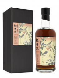 Karuizawa Flower & Bird Series Cask 507 Sherry Cask Java Sparrow & Magnolia bottled 2018 2000 700ml