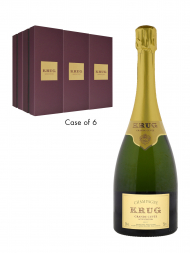 Krug Grand Cuvee 167eme Edition NV w/box - 6bots