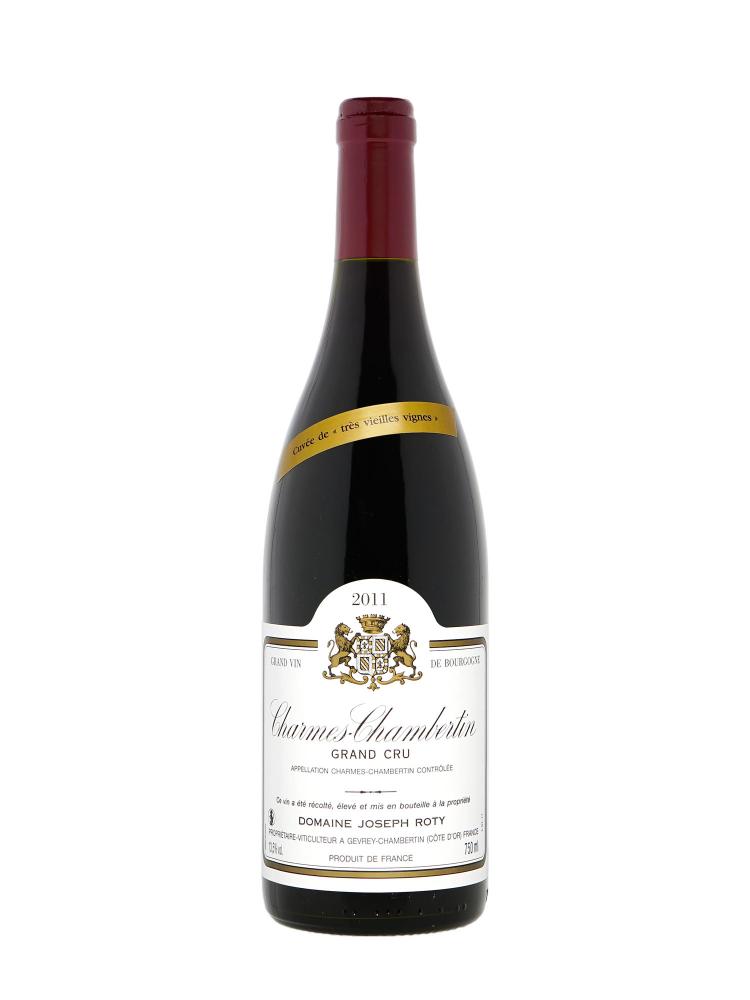 Joseph Roty Charmes Chambertin Tres Vieilles Vignes Grand Cru 2011