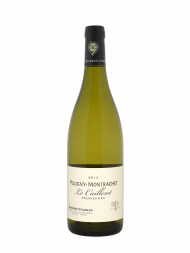 Buisson Charles Pulingy Montrachet Le Cailleret 1er Cru 2015