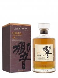 Suntory Hibiki 17 Year Old Blended Whisky 700ml (new)