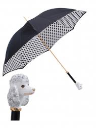 Pasotti Umbrella WMK78 Poodle Handle Dots