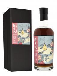 Karuizawa Flower & Bird Series Cask 7608 Sherry Cask Warbler & Rose bottled 2018 2000 700ml