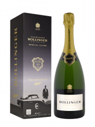 Bollinger Special Cuvee Brut No Time To Die NV w/box