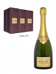 Krug Grand Cuvee 168eme Edition NV w/box - 6bots