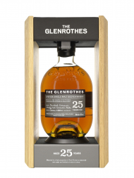 Glenrothes 25 Year Old Soleo Single Malt Whisky 700ml