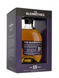 Glenrothes 18 Year Old Soleo Single Malt Whisky 700ml