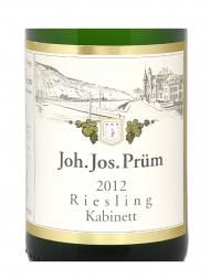 Joh Jos Prum Riesling Kabinett 2012 - 6bots