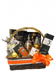 Gift Whisky Hamper-01A Spirit of Joy