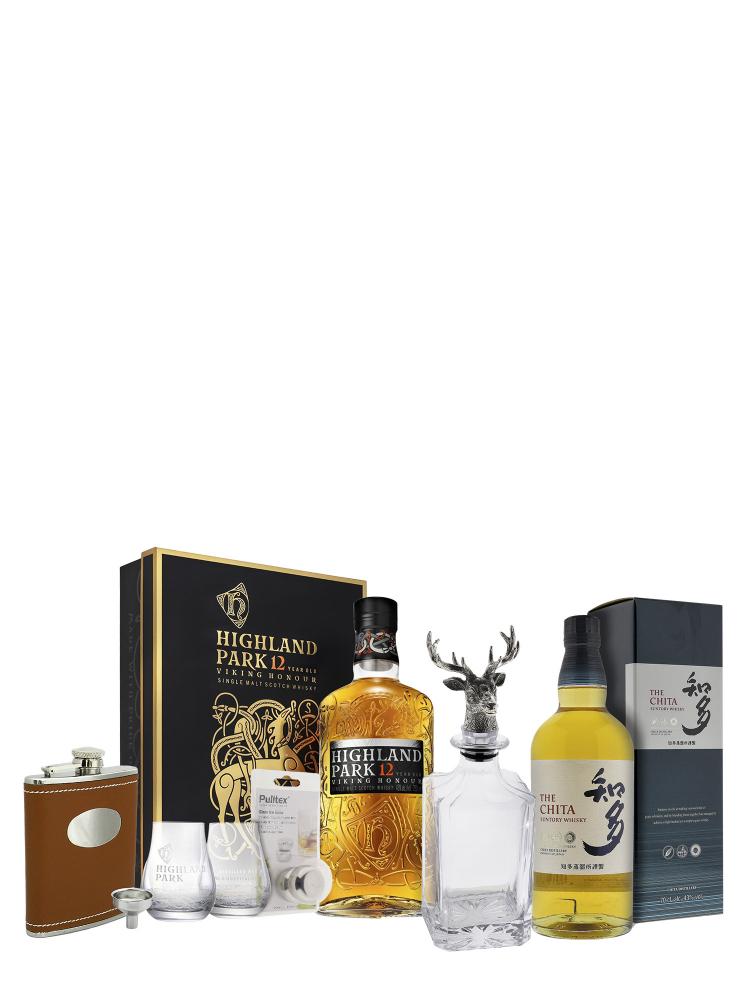 Gift Whisky Hamper-01A Spirit of Joy