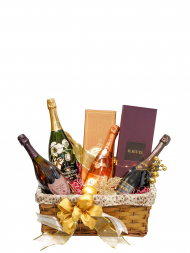 Gift Champagne Hamper -05 Exclusive