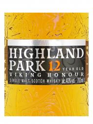 Highland Park 12 Year Old Viking Honour 700ml w/box