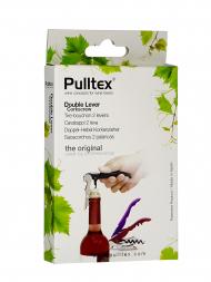 Pulltex Corkscrew Double Lever Black 499010