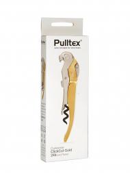 Pulltex Corkscrew Click Cut Gold 109121