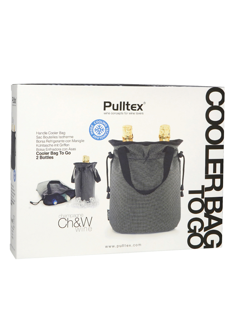 Pulltex Wine Cooler Bag To Go 2bot 109619