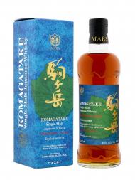Shinshu Mars Komagatake Cask Strength Yakushima Aging (bottled 2019) 700ml