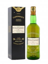 Macallan 1963 30 Year Old Cadenhead (bottled 1993) Single Malt Whisky 700ml
