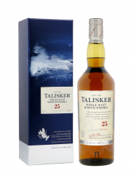 Talisker 25 Year Old Single Malt Whisky 700ml